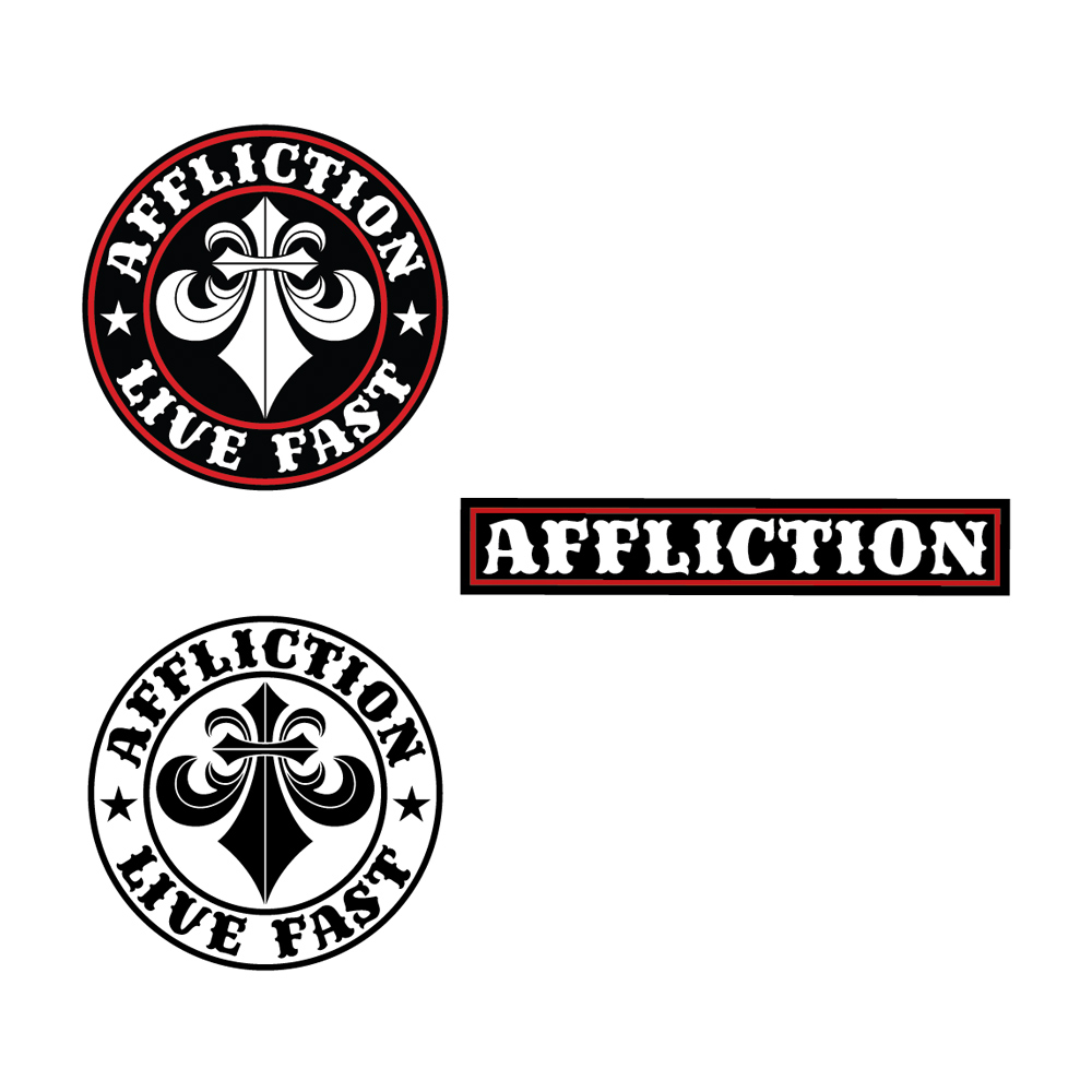 AFFLICTION – Logos