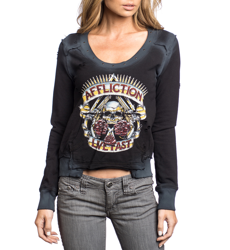 AFFLICTION – Women, Collection A/W 2014