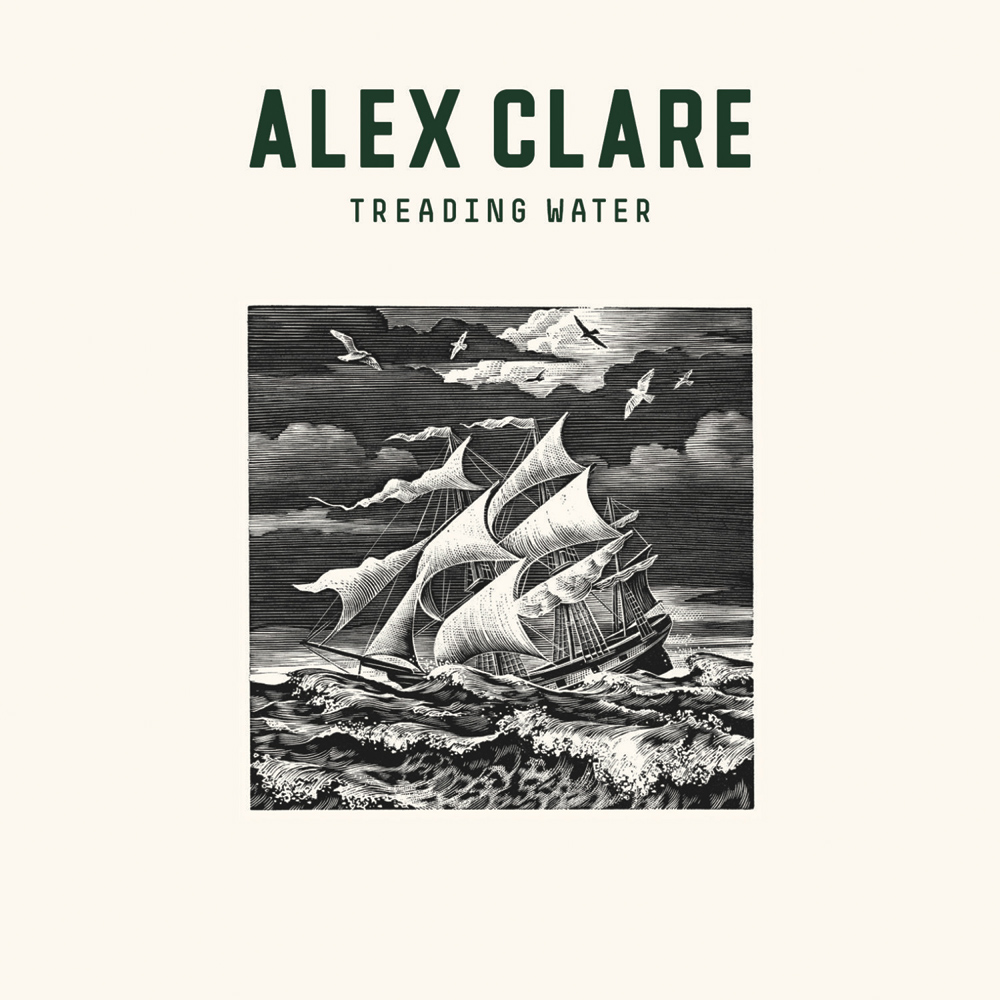 Alex Clare – Treading Water