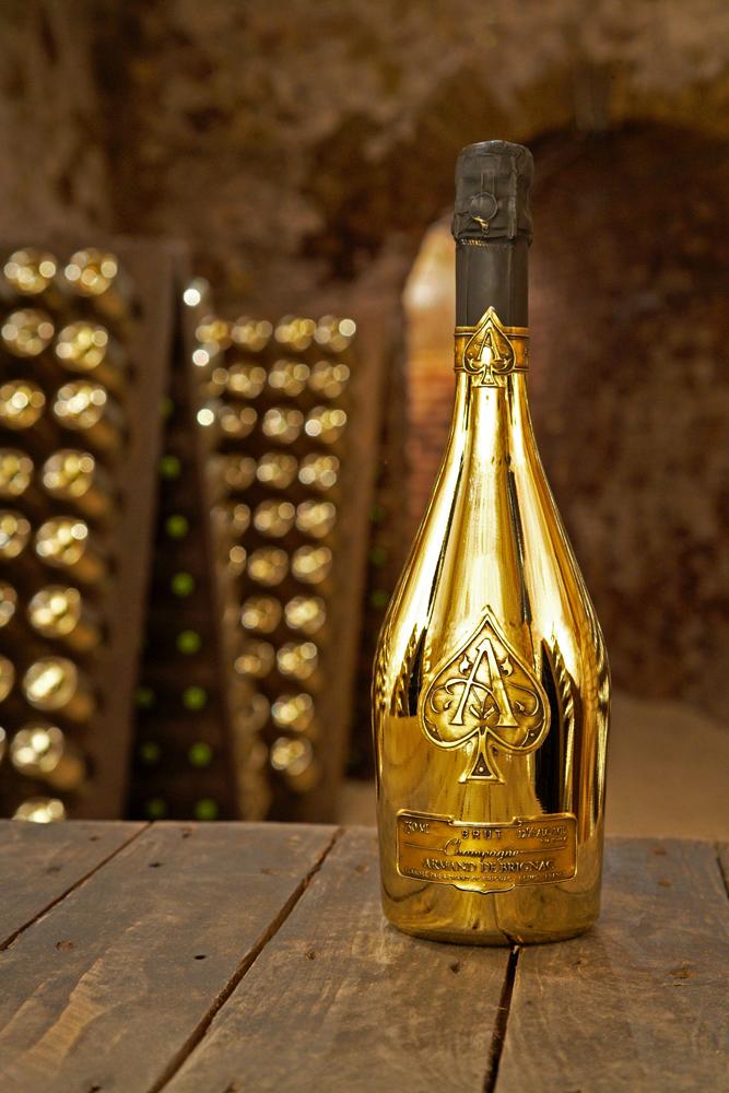 Armand de Brignac – Brut Gold