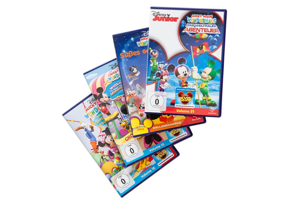 Disney Junior – Micky Maus Wunderhaus