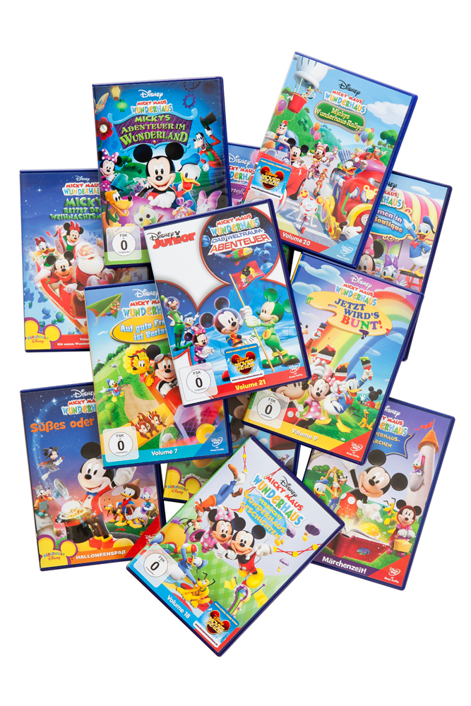 Disney Junior – Micky Maus Wunderhaus