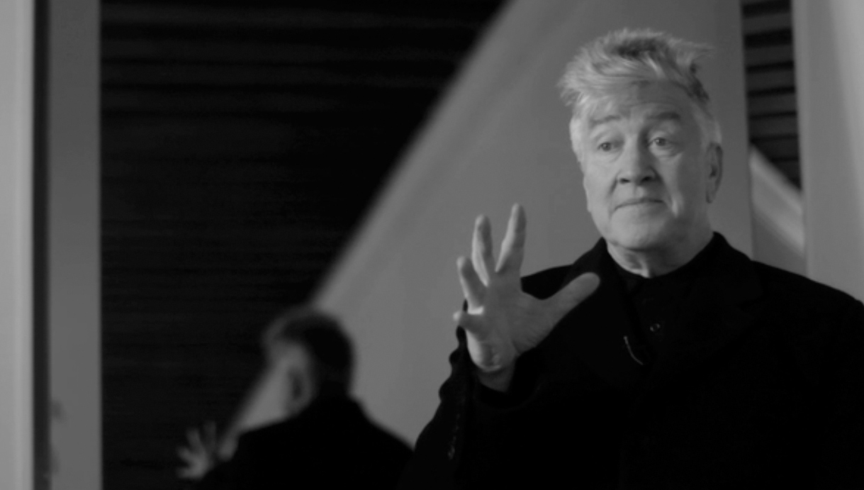 David Lynch und Dom Pérignon – Making of Power of Creation