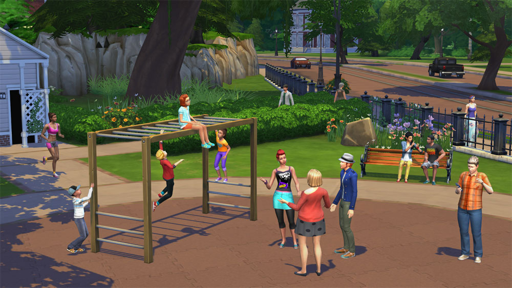 EA - Electronic Arts – Die Sims 4