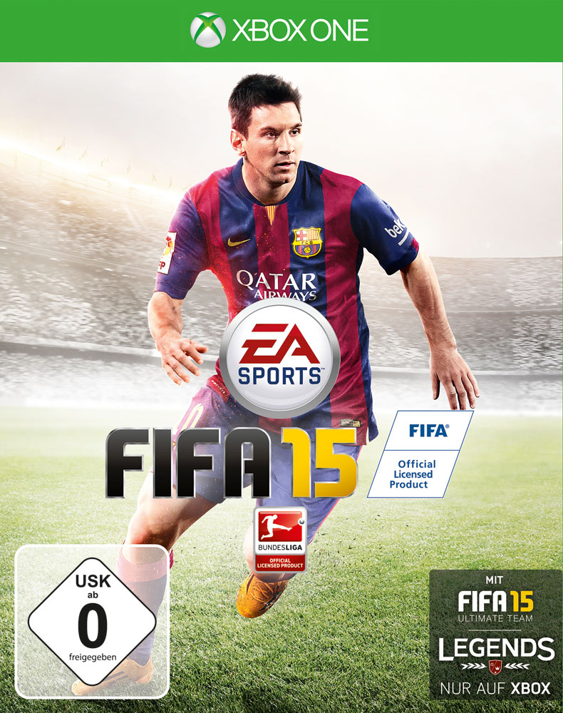 EA - Electronic Arts – EA SPORTS FIFA 15