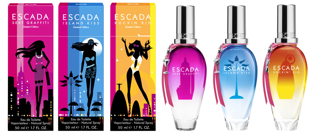ESCADA – Spring/Summer Limited Edition