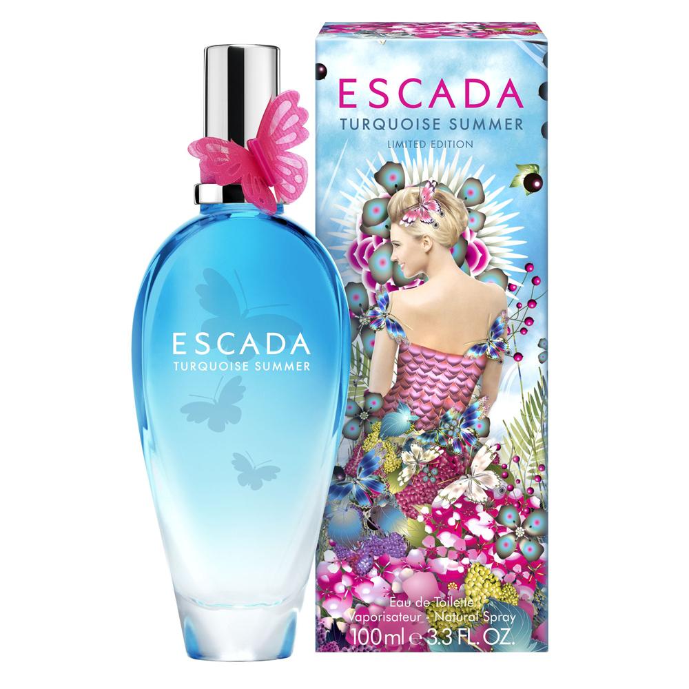 ESCADA – Turquoise Summer