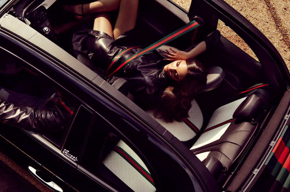 FIAT – FIAT 500C by Gucci