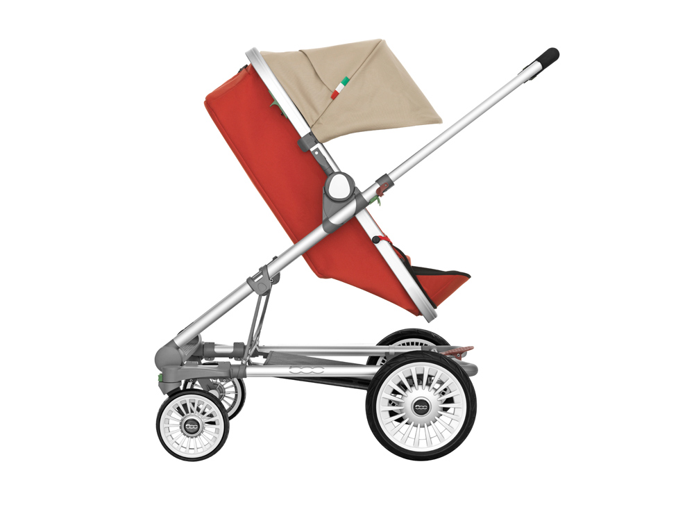 FIAT – Exklusiver Kinderwagen