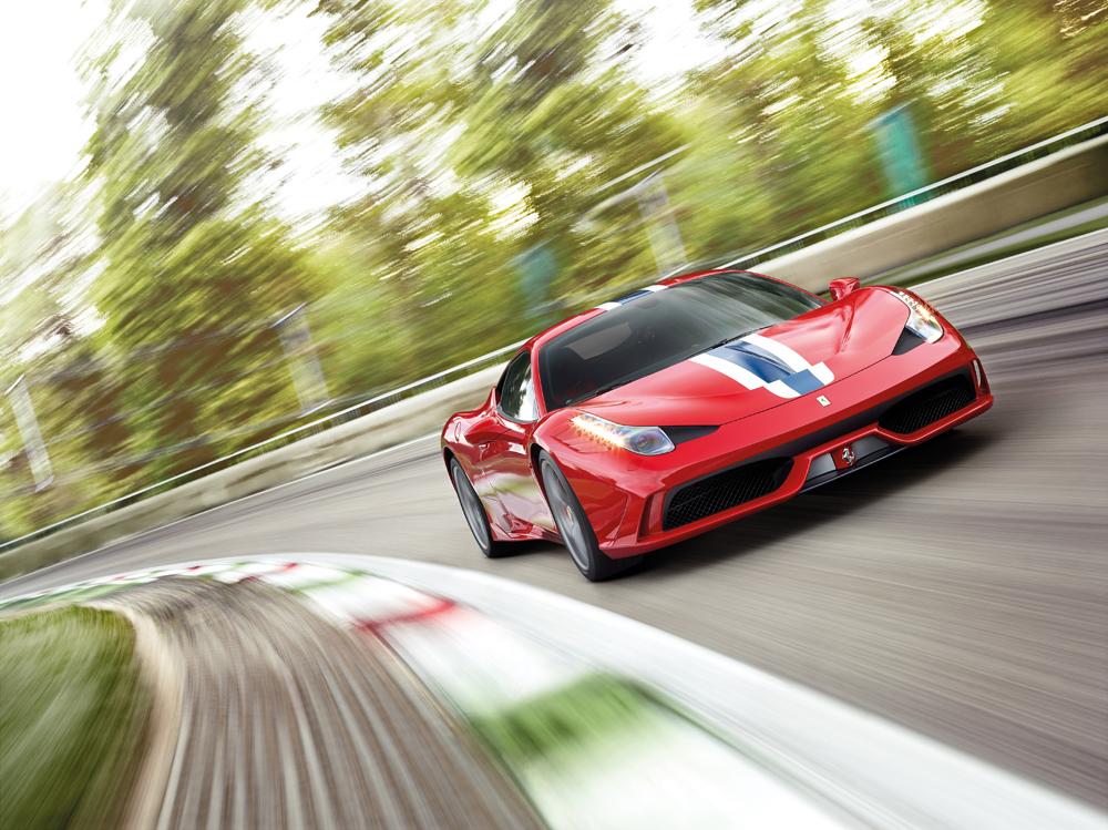 Ferrari – 13. Top Gear-Auszeichnung