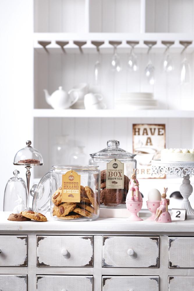 """IMPRESSIONEN – Geschenkglas """"Cookies"""""""