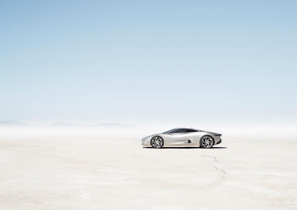 Jaguar – C-X75