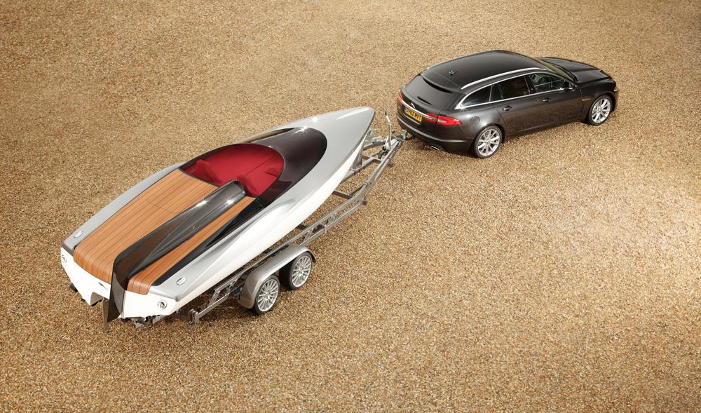 Jaguar – Concept Speedboat