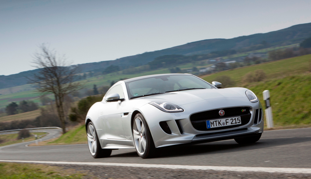 Jaguar – F-TYPE Coupé