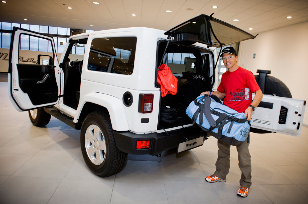 Jeep – Jeep® und The North Face®