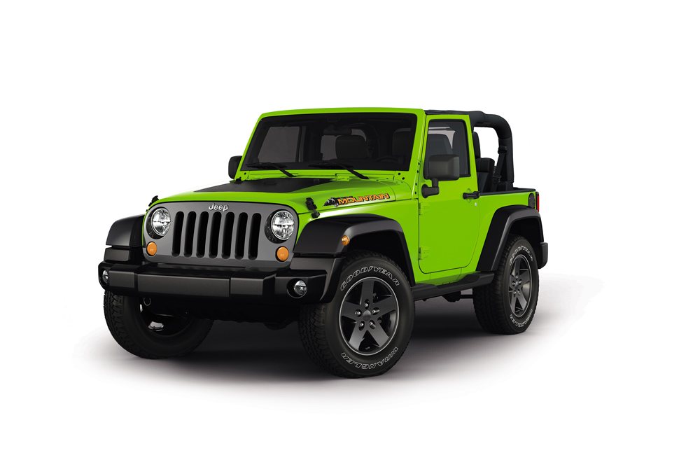 "Jeep – Jeep Wrangler ""Mountain"""