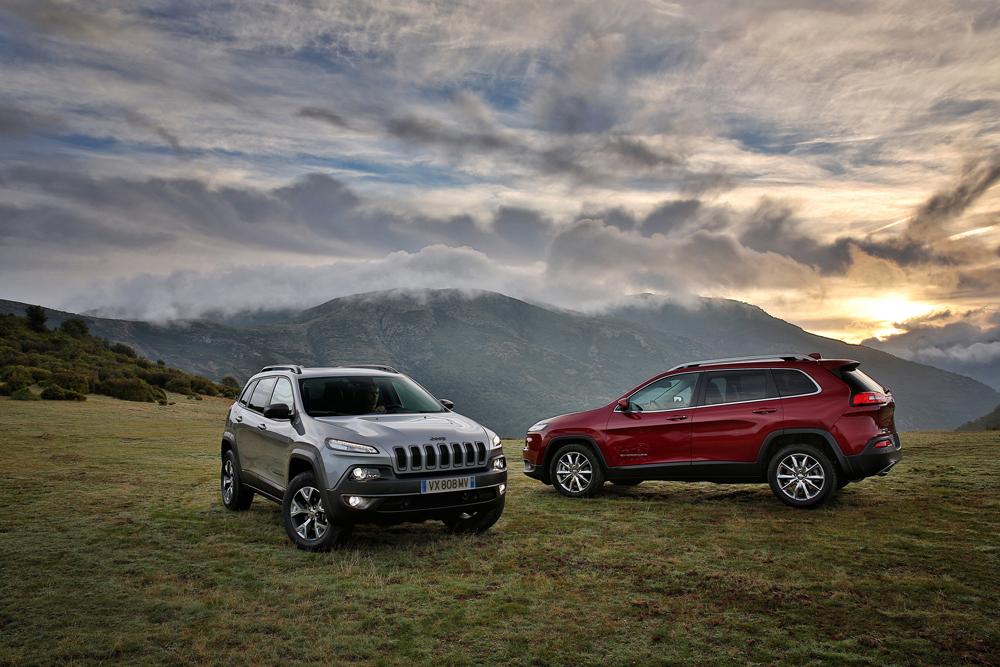 Jeep – Neuer Jeep® Cherokee