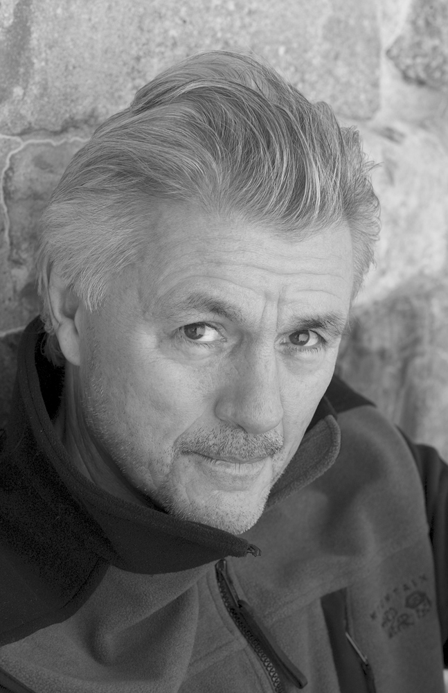 John Irving – Portraitfoto