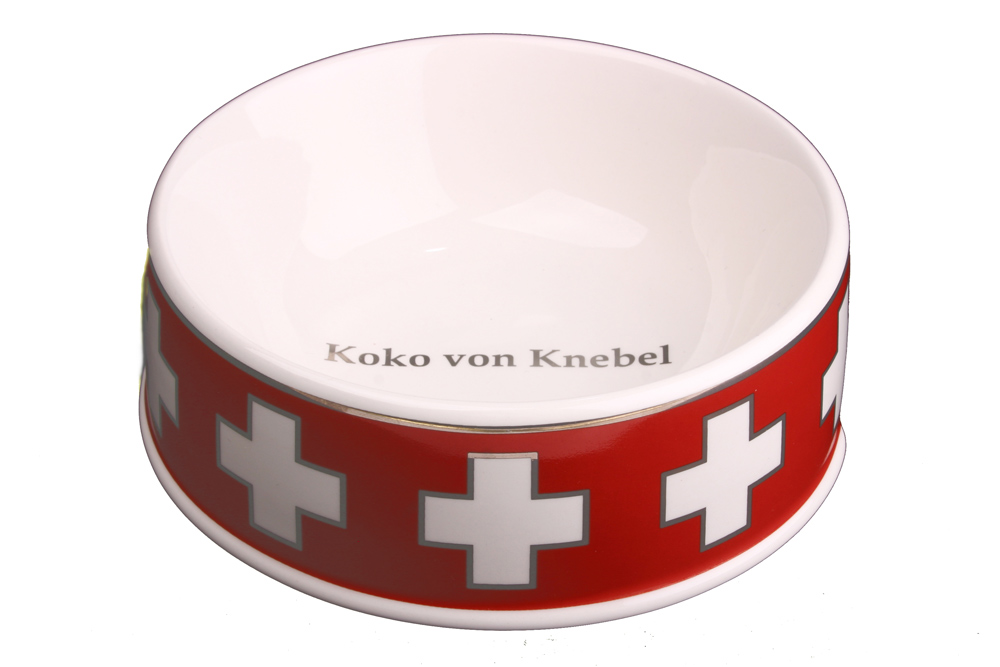 Koko von Knebel – KvK Swiss Bowl With Sterling