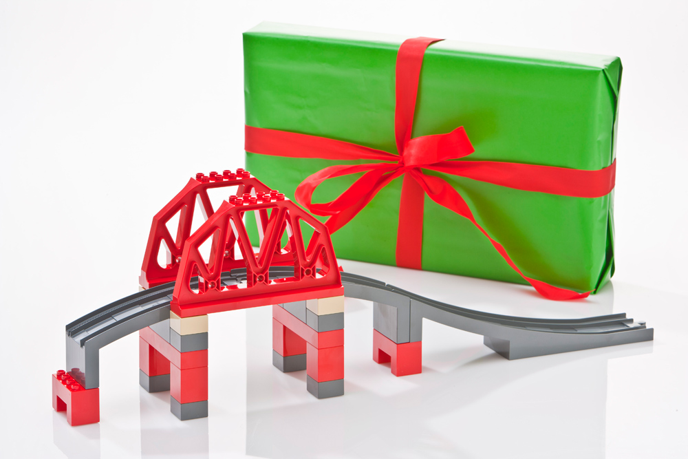 LEGO DUPLO – Eisenbahnbrücke
