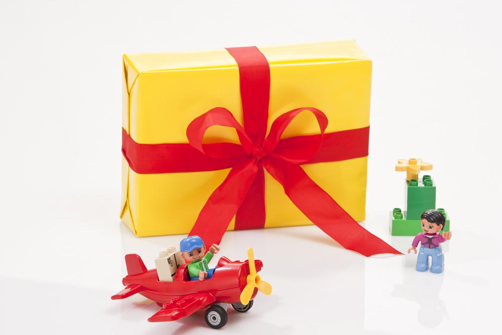 LEGO DUPLO – Propellerflugzeug