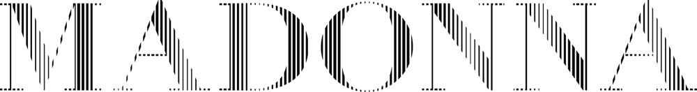 MADONNA – Logo