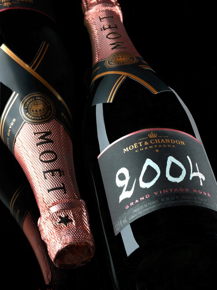 MOËT & CHANDON – Grand Vintage Rosé 2004
