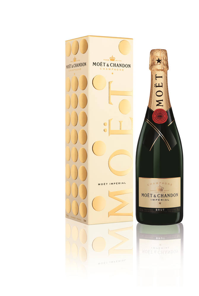 MOËT & CHANDON – So Bubbly Box