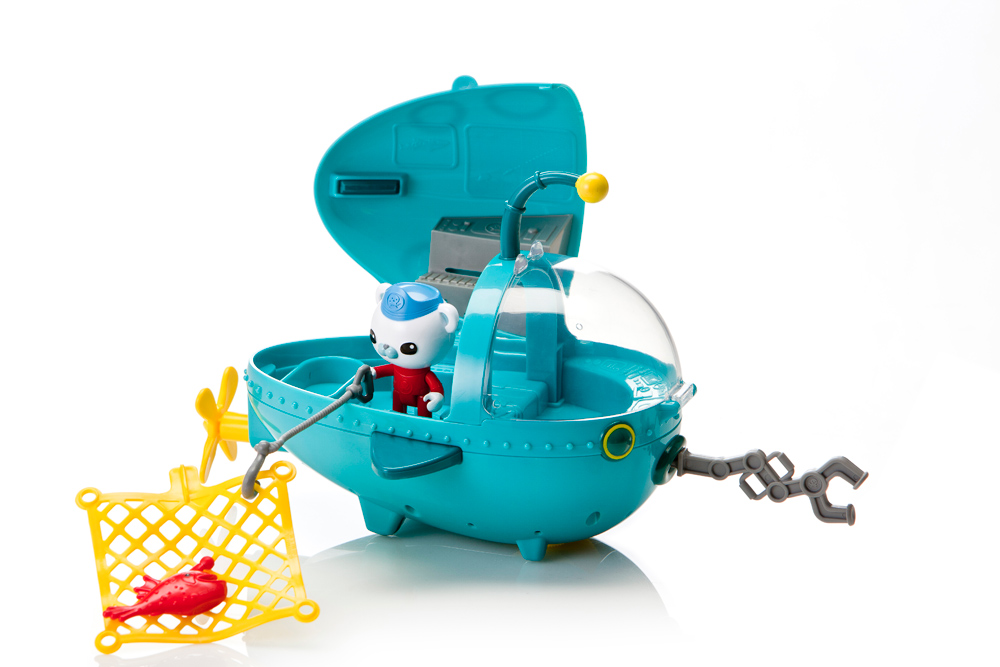 MATTEL – Guppy-A Einsatzboot