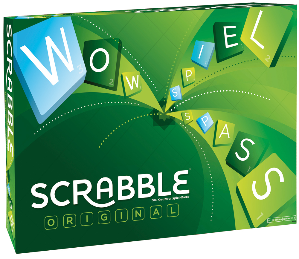 MATTEL – Scrabble Freestyle