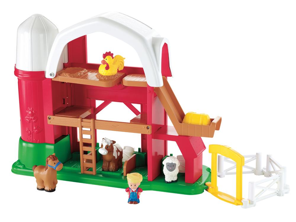 MATTEL – Tierstimmen Bauernhof