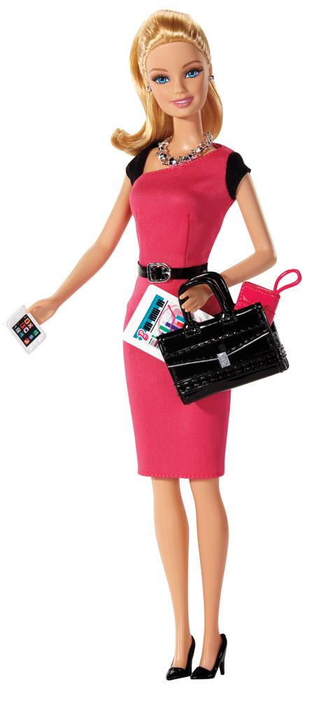 MATTEL – Die neue Unternehmer-Barbie