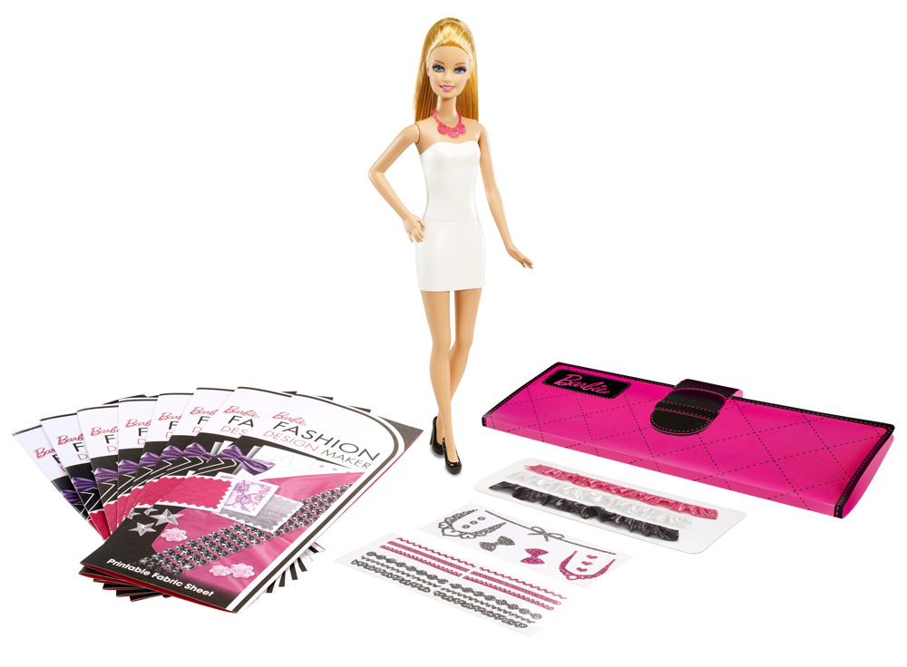 MATTEL – FASHION DESIGN MAKER
