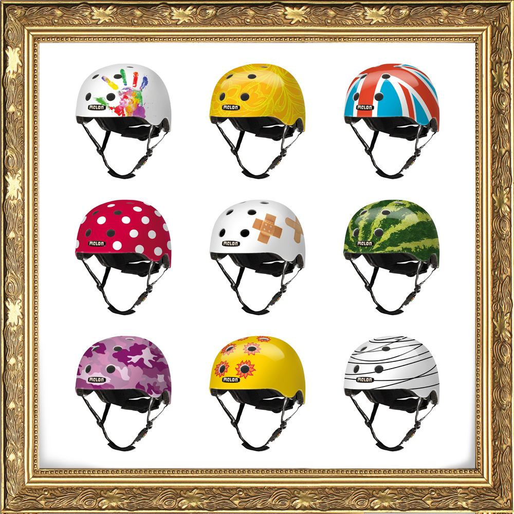 Melon Helmets – Melon® Story Collection