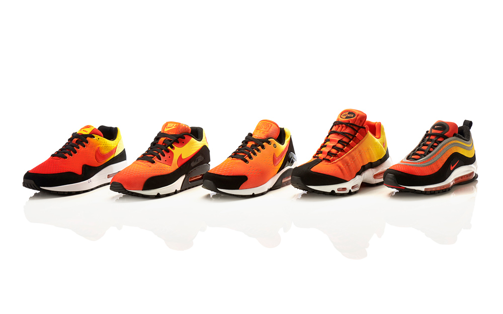 Nike – Nike Air Max Sunset Pack