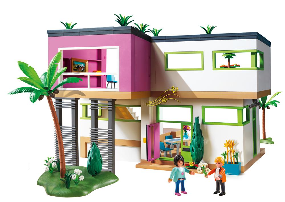 PLAYMOBIL – Moderne Luxusvilla
