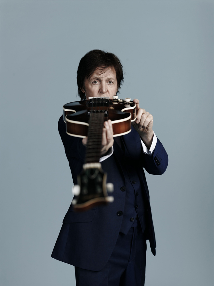 Paul McCartney – New