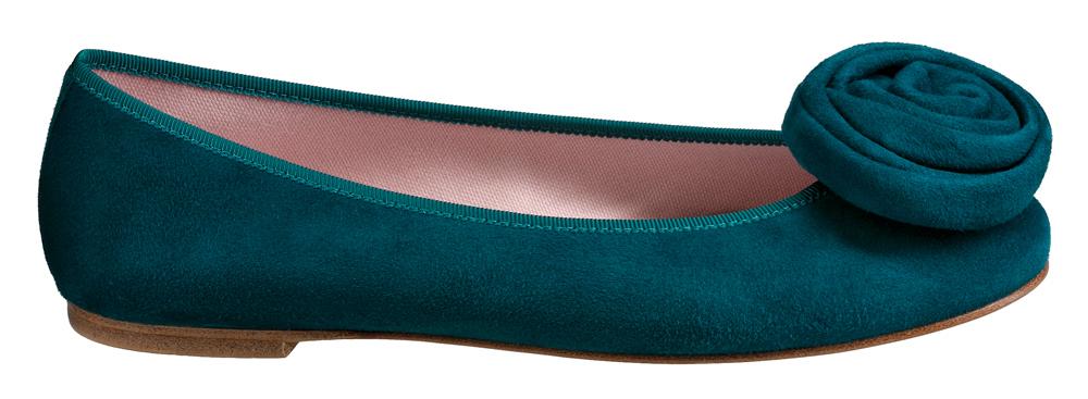 Pretty Ballerinas – Designer Schuhe, F/S 2012