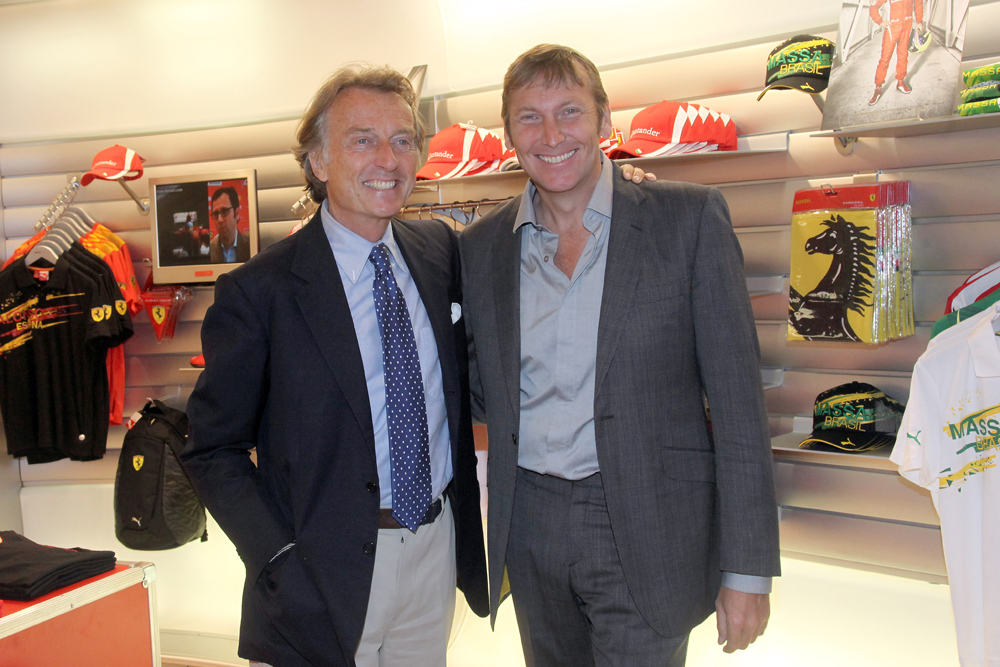 Ferrari and PUMA – Long-Term Partnership Extension