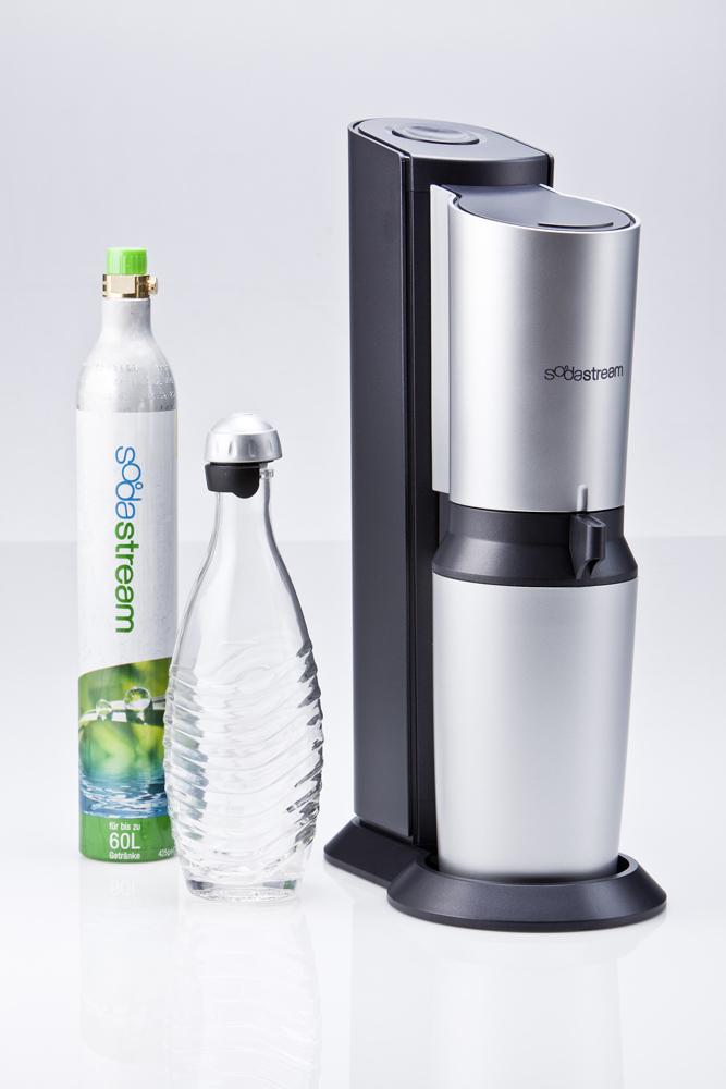 SodaStream – Crystal titan