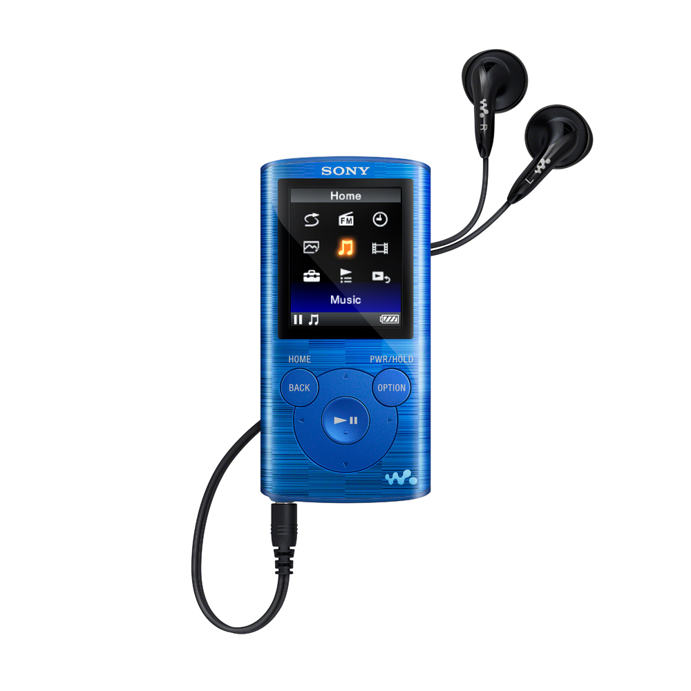 SONY – WALKMAN NWZ-E384