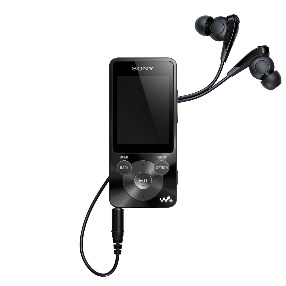 SONY – WALKMAN NWZ-E580