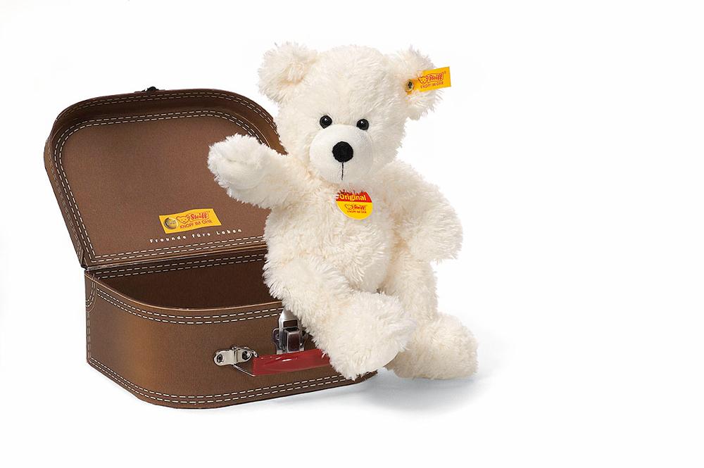 Steiff – Lotte Teddybär im Koffer