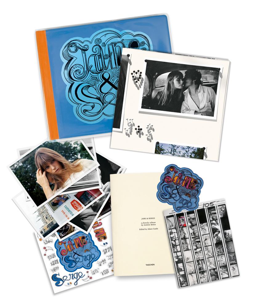 TASCHEN – Jane & Serge. A Family Album