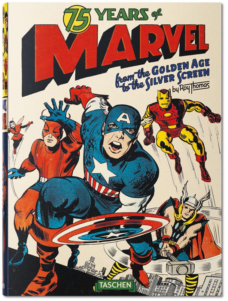 TASCHEN – 75 Jahre Marvel