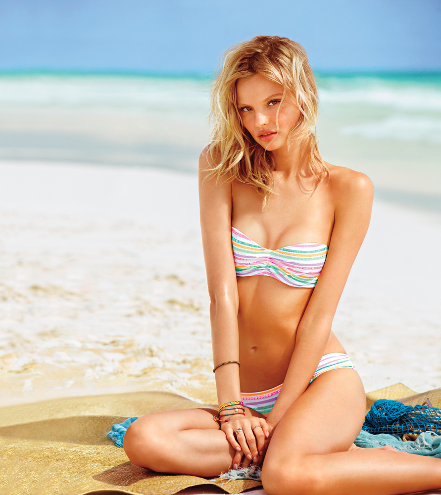 Victoria's Secret – Sizzling Swim 2013, Catalogue 2