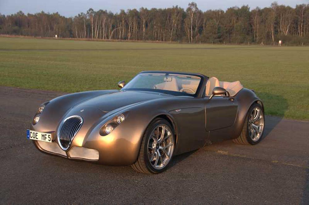 Wiesmann – Roadster MF4