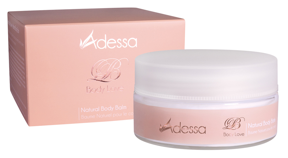 abc nailstore – Adessa Natural Body Balm Jolie
