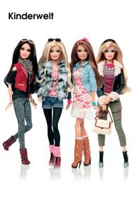 MATTEL, Barbie® Kollektion 2014