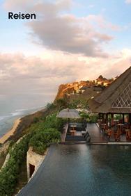 BVLGARI, Bali, Indonesien